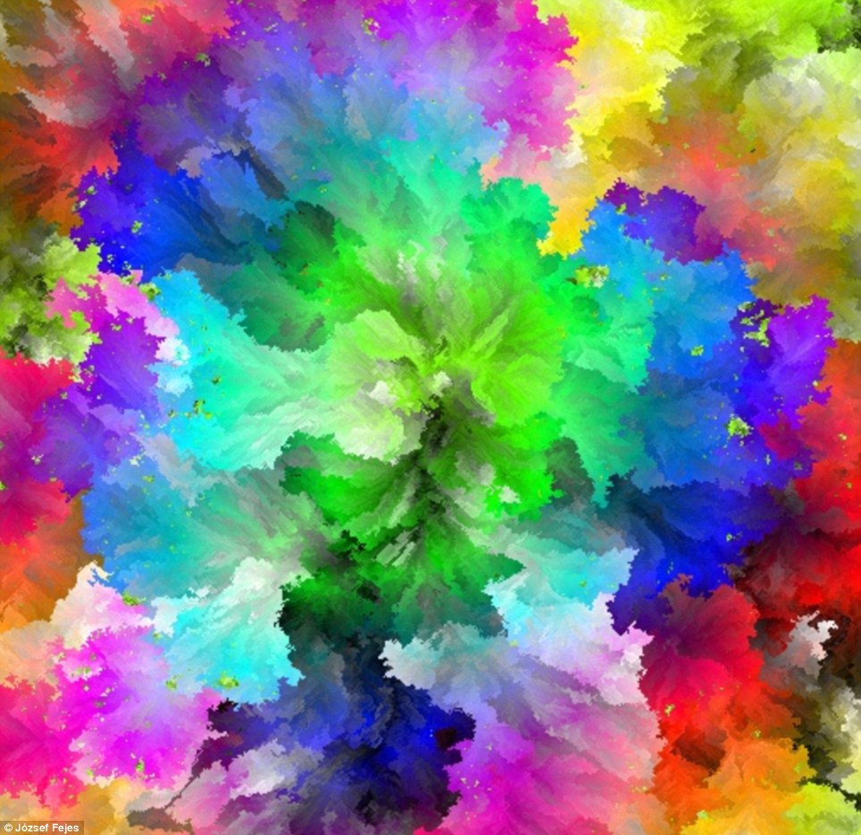 Cute Lock Screen Wallpapers Desktop Amazing Software Creates Art Using 17 Million Colours To