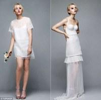 H&M unveils 59.99 wedding dress | Daily Mail Online
