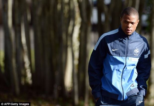 'Nightmare': Newcastle United striker Loic Remy has hit out of 'vicious and greedy' women who target footballers