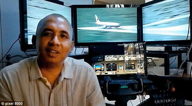 Virtual reality: A close friend of Captain Zaharie says the pilot might have seen MH370 as a chance to try things he'd only previously been able to try on his simulator