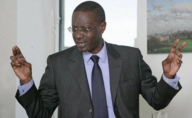 Prudential Boss Tidjane Thiam Sees Pay Rise To 8 7m