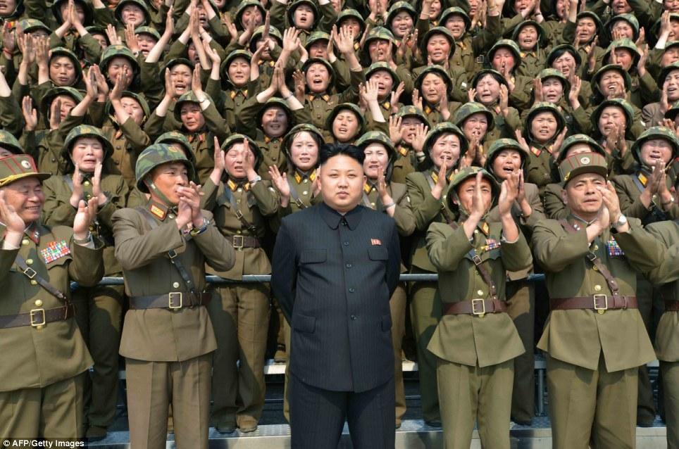 north korean women executed