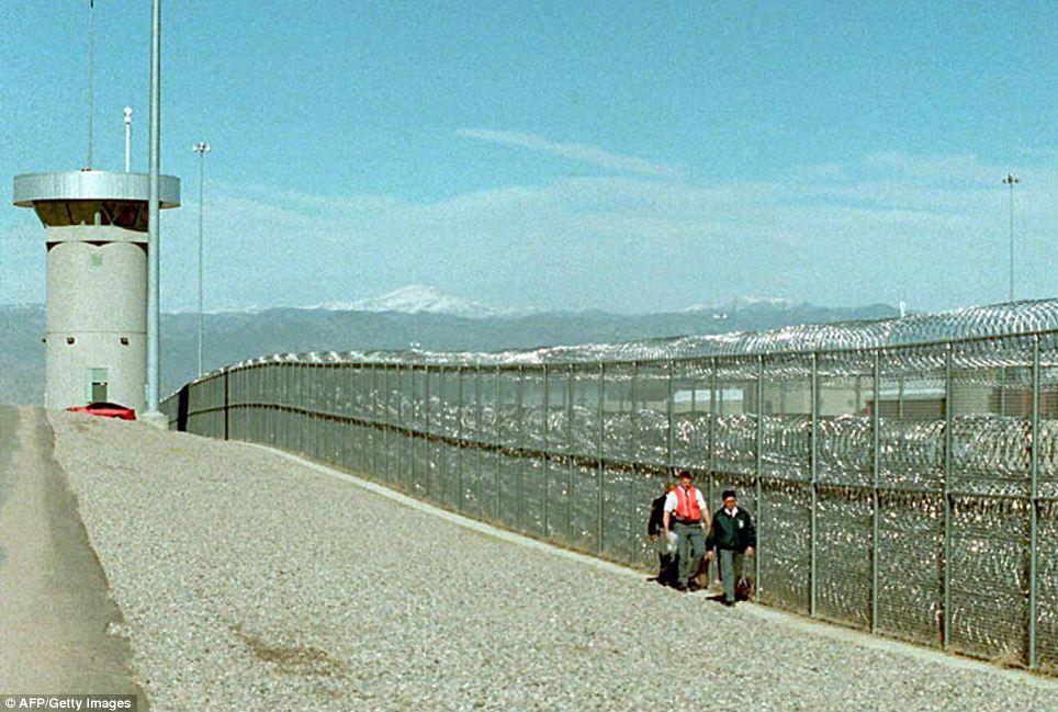 Inside Supermax Prison Adx Florence In Colorado Where Abu