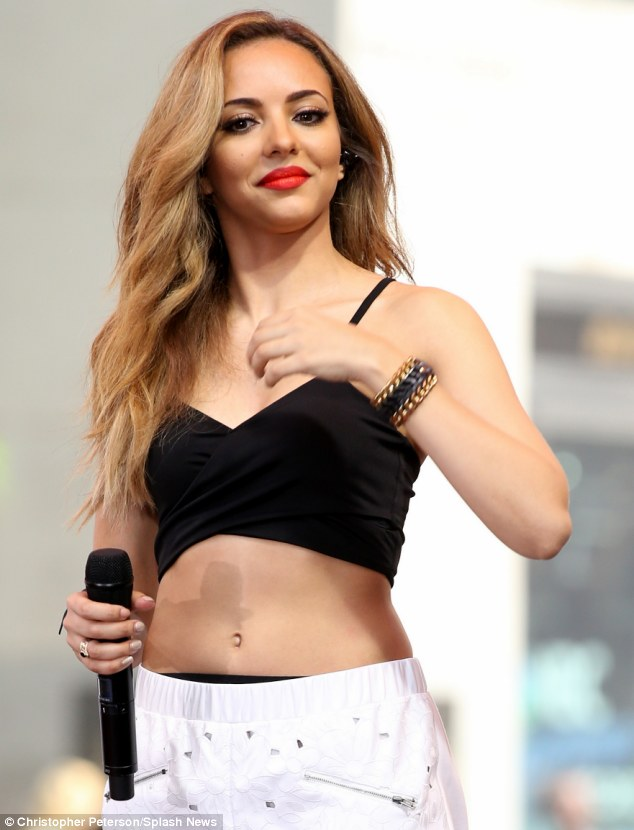 New Simple Girl Wallpaper Crop It Like It S Hot Little Mix S Jade Thirlwall Show