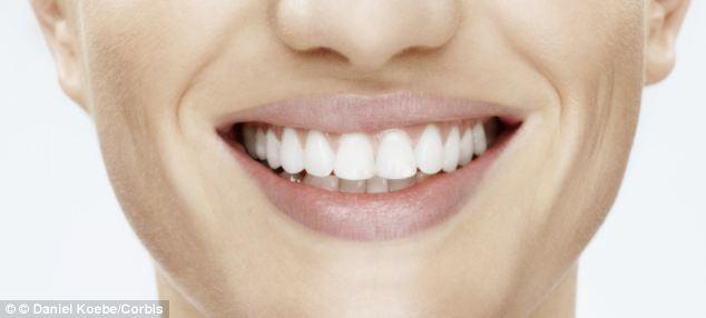 Want whiter teeth? Munch on dark chocolate, cheese and strawberries