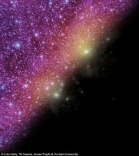 Are we on the brink of finding dark matter?   Daily Mail ...