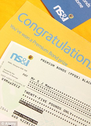 I haven\u0027t won a penny from my Premium Bonds in 43 years, is this a