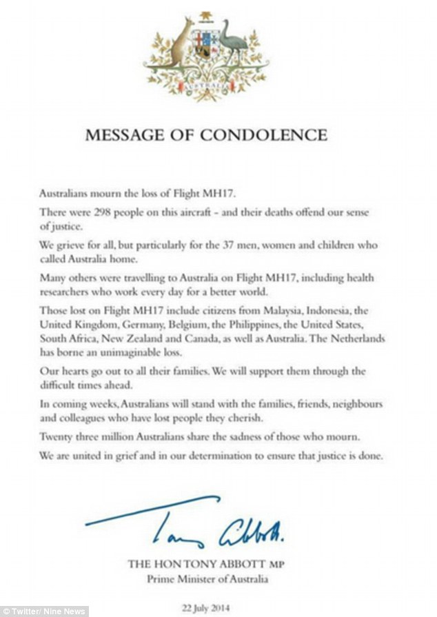 How To Write A Condolence Letter Uk 25 Best Ideas About Condolence - formal letter of condolence