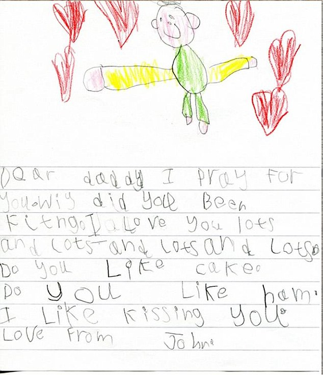 Letters written by today\u0027s schoolchildren to the Unknown Soldier of