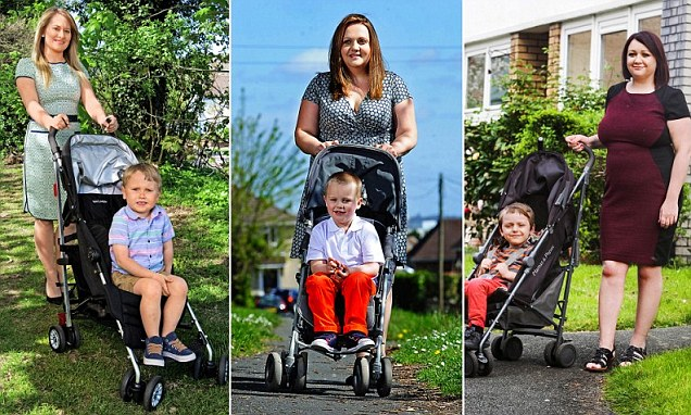 Baby Stroller Online Australia The Four Year Olds Who Are Still Pushed Around In Prams