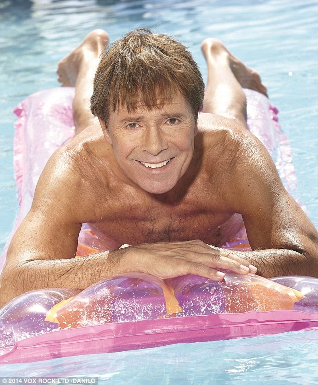 Cliff Richard\u0027s back for another year with his best-selling calendar