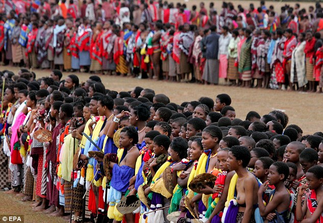 Wallpapers For 11 Year Old Girls Swaziland S Virgins Offered Cash Incentive To Stay Pure