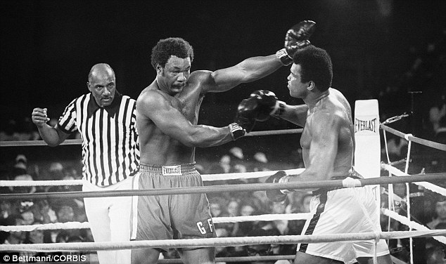 Lose Weight Quotes Wallpaper Muhammad Ali Vs George Foreman How Ian Wooldridge Covered
