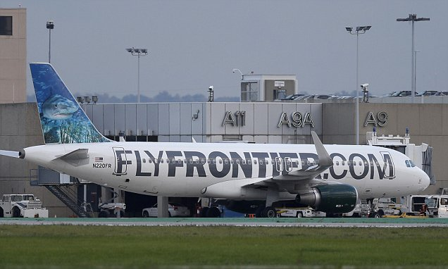 Frontier Airlines puts crew from Ebola nurse\u0027s flight on paid leave