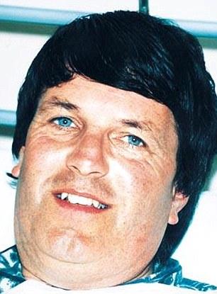 Andrew Sadler in 1994