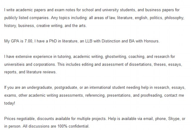Abg Classification Essay