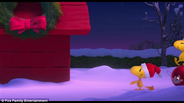 Airplane Full Hd Wallpaper Peanuts Movie First Trailer Complete With Snoopy And