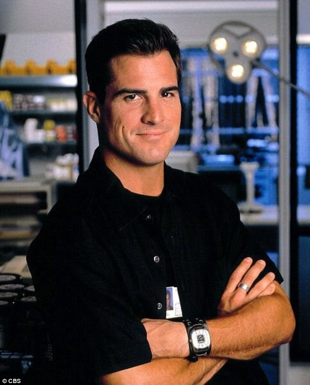 I Quit Wallpaper Hd George Eads To Leave Csi After 15 Seasons Daily Mail Online