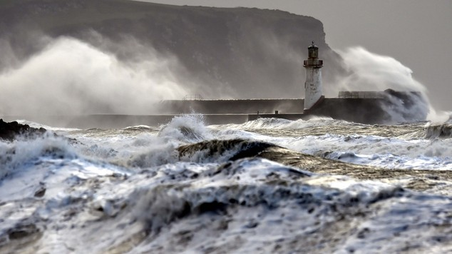 weather warning for northern ireland