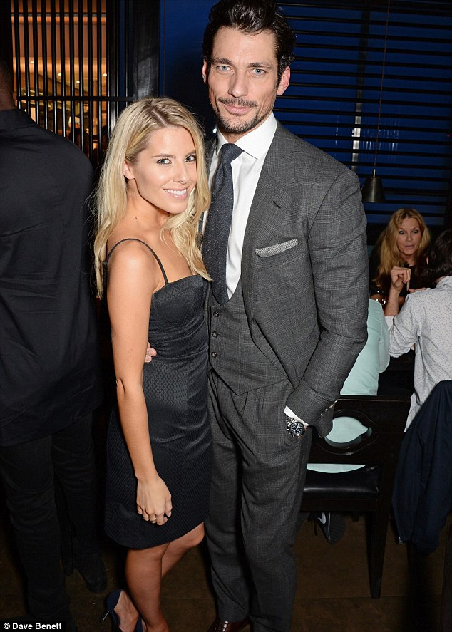 Cute Keep Calm Wallpaper For Boyfriend Mollie King And Boyfriend David Gandy Put On A Rare Pda At