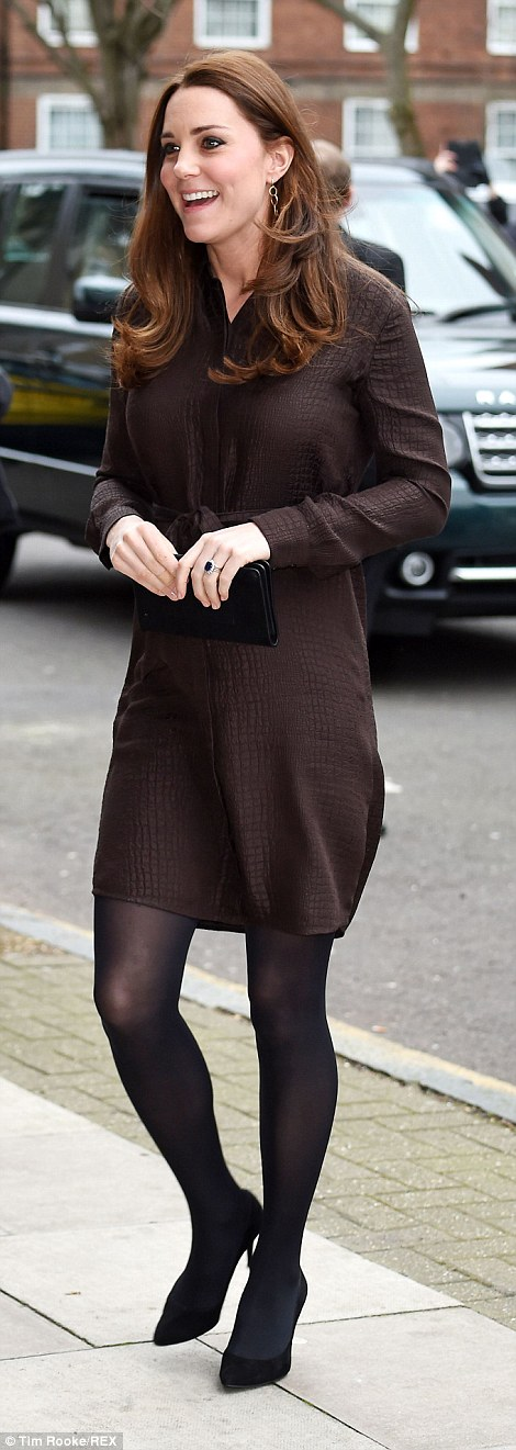 Kate Middleton Duchess Of Cambridge Steps Out In 50