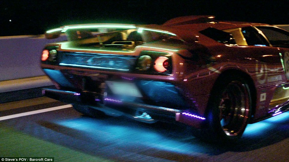 Fast And Furious 4 Cars Wallpapers Japanese Boy Racers Whose Lamborghinis Flash Through Night