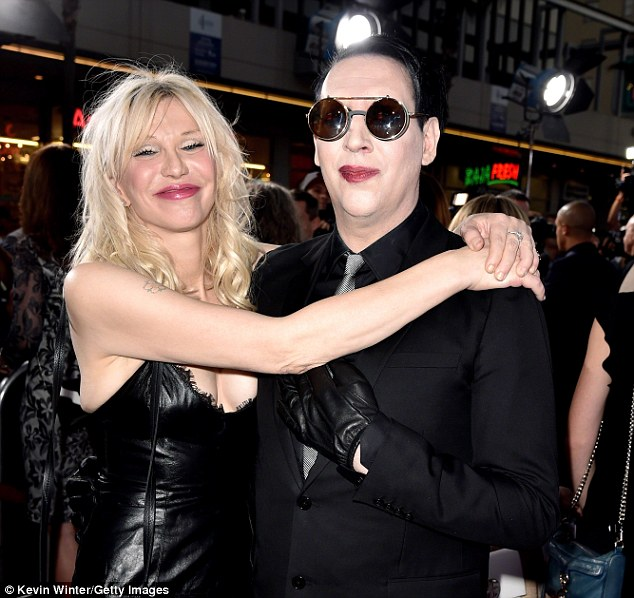 Falling In Reverse Wallpaper 2015 Courtney Love Hits Back At Marilyn Manson After He Accuses