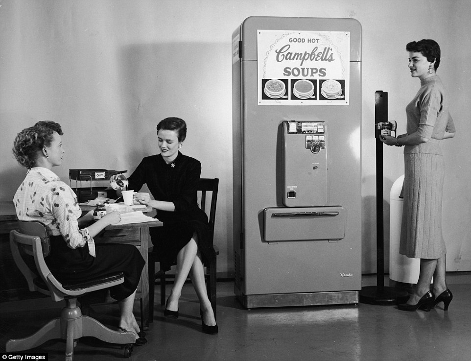 Vintage Vending Machines You Never Knew Existed Daily