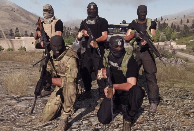 Bohemia Quotes Wallpaper Isis Distributing Video Game That Allows Players To Play