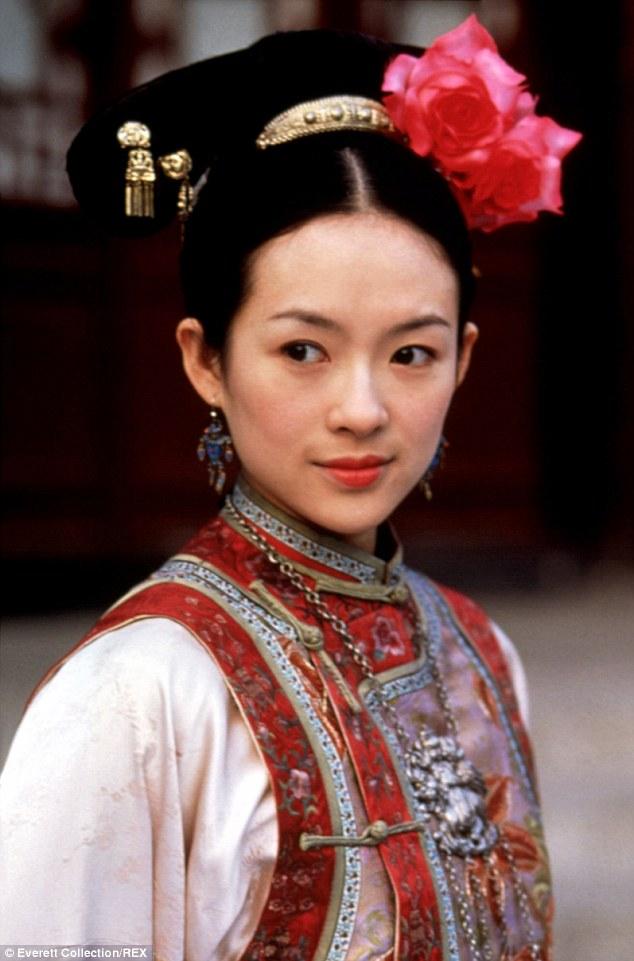 Girl Proposes To Boyfriend Wallpaper Crouching Tiger Hidden Dragon S Zhang Ziyi S Boyfriend