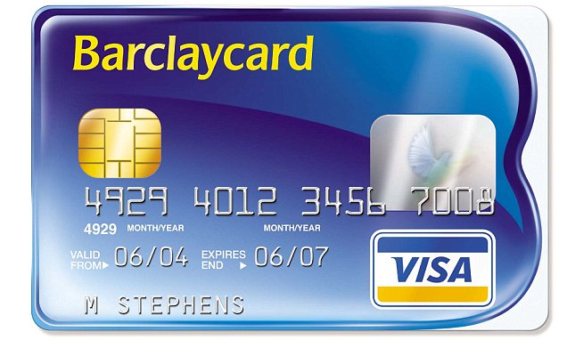 Barclaycard is the first to offer interest free credit for THREE
