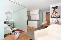 One bedroom flat among smallest in London hits market for ...