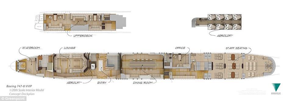 Inside Greenpoint Technologies39 400million Boeing 747 8