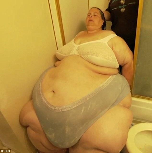 super morbidly obese ssbbw naked