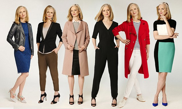 Forget Everything About Fashion Over 50 With This