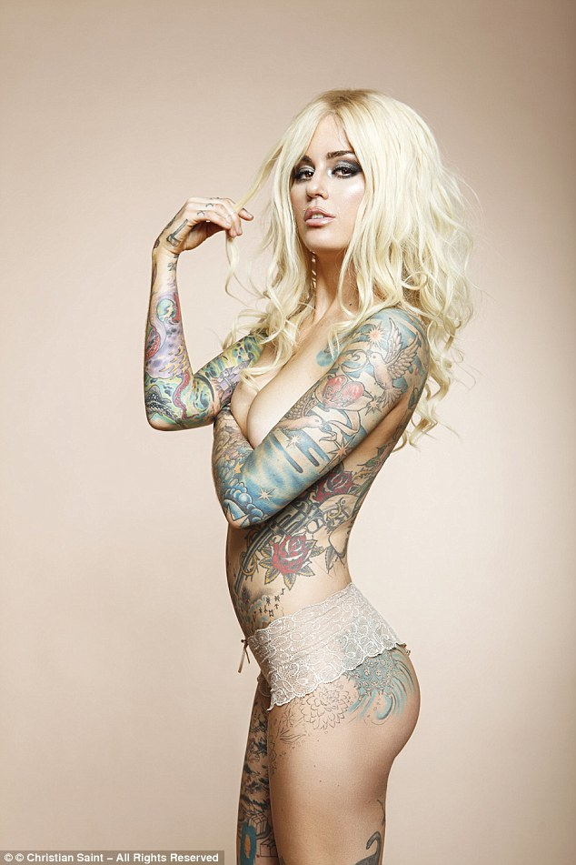 3d Wallpaper For Droid The Stunning Tattooed U S Models Making It Big On The