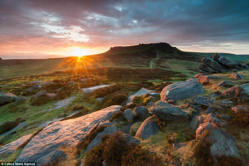 Horses In The Fall Wallpaper Photographer James Grant Believes The Peak District Has