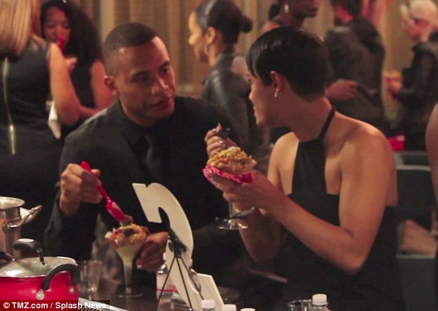 Trai Byers And Grace Gealey Spark Dating Rumours At A