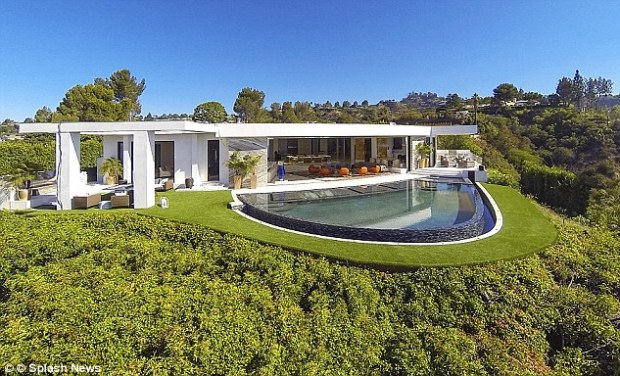 New man on the block: Persson outbid Jay Z and Beyonce for the most expensive Beverly Hills home ever