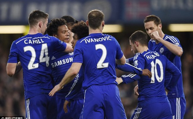 Chelsea Set To Become The Most Dominant Side In Premier League History By Breaking Manchester