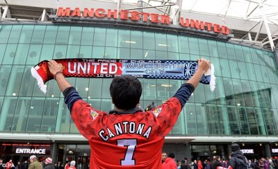 Fred the Red(undant)? Man United mascot among dozens of megastore staff sweating over jobs as ...