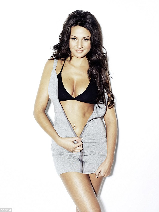Oh The Lovely Things Free Printable 2015 Calendar How Michelle Keegan Became Fhms Sexiest Woman Daily