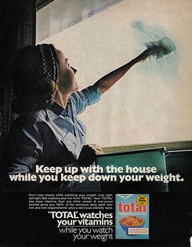 The sexist vintage print adverts from the 1950s by well known brands - House Advertisements