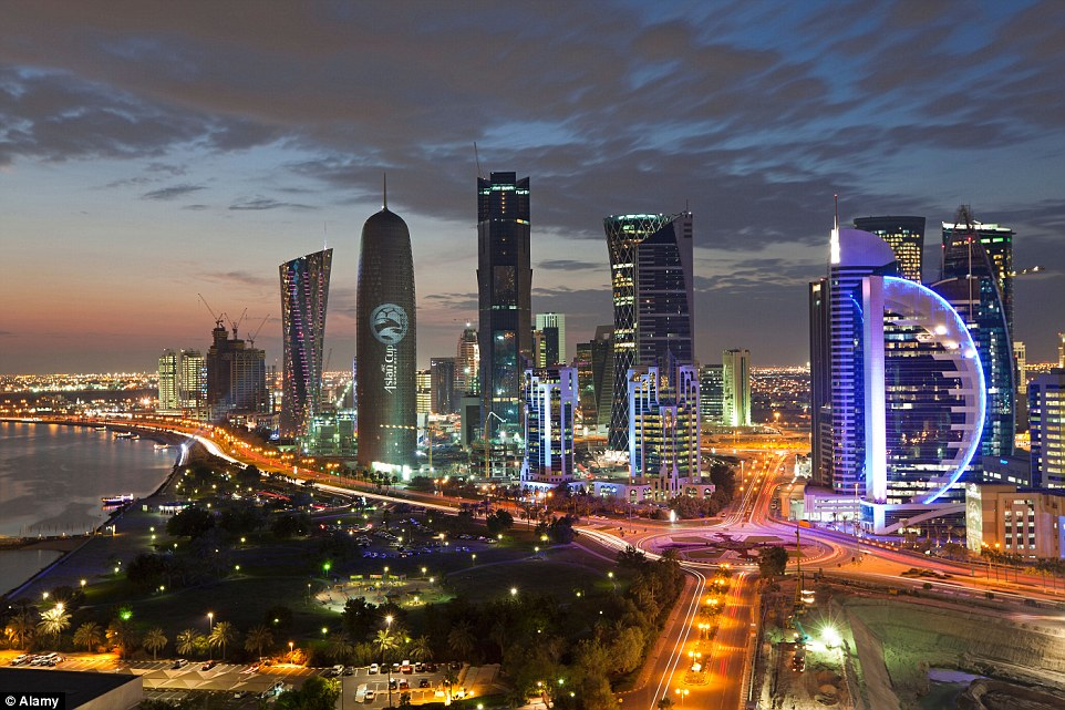 Hd Wallpaper Co How Doha Is Transforming Itself For The 2022 Fifa World