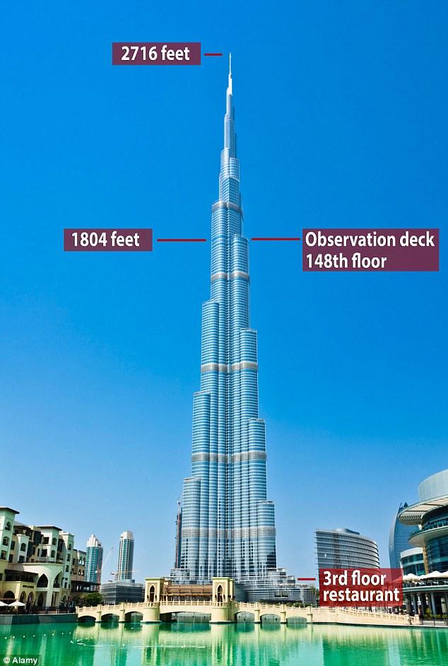 Falling Money Wallpaper Hd Heartbroken Woman Leaps To Her Death From The Burj Khalifa