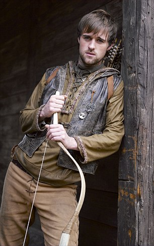 Victorian Wallpaper Black Tv Robin Hood Star Banned From Driving After Refusing