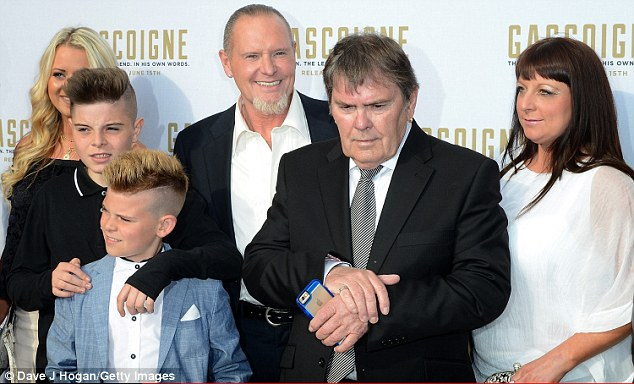 Paul Gascoigne Hits Red Carpet At Premiere Of Film About