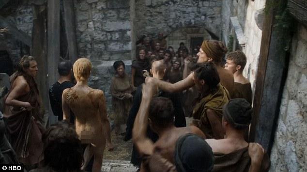 Hamil, Lena Headey Telanjang Bulat Di Film Game Of Thrones Season Finale