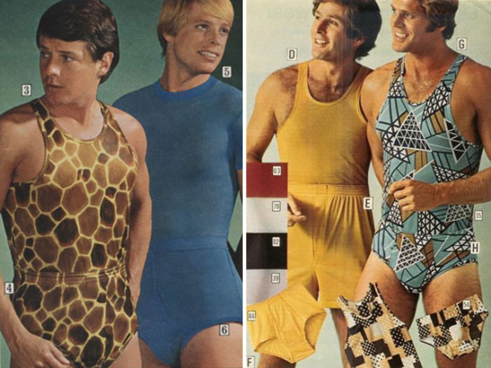 1970s Men39s Clothing Ads Reveal The Cringe Worthy Fashion