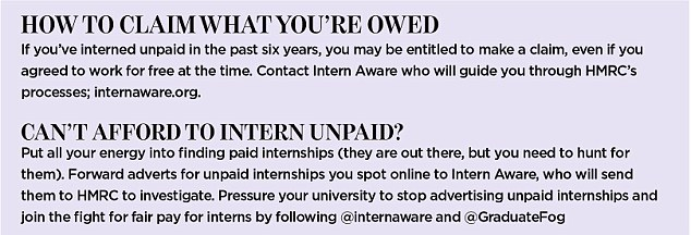 Overworked and underpaid The plight of the eternal intern Daily - when to quit your internship